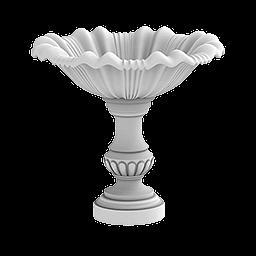 МАФ-07 Вазон. Раздел: Фасадный декор, фасадная лепнина, классический стиль, стеклофибробетон